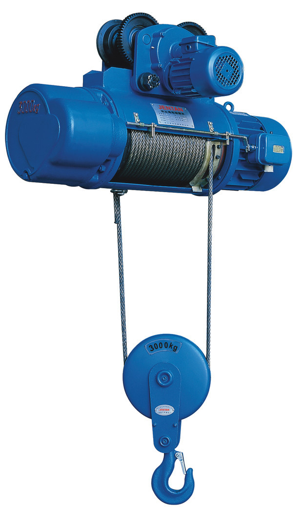 Таль электрическая CD 1 т /12 метров (380В)