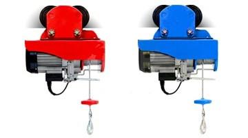 Таль электрическая с тележкой 0,250/0,5т 220(В)