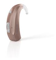 Слуховой аппарат заушный, Siemens Motion Р,  3 MI