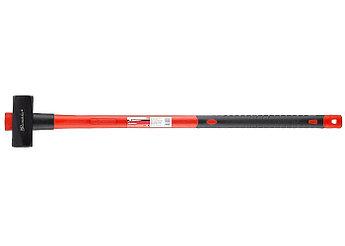 (10924) Кувалда, 5000 г, фибергласовая обрезиненная ручка// MATRIX MASTER