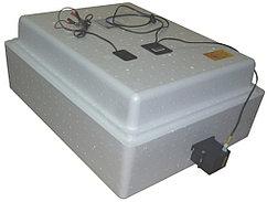 Бытовой инкубатор «Несушка» на 104 яйца, Без вентилятора, 12В