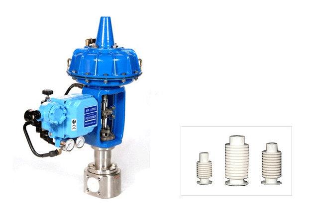 Клапаны, пневматический привод арматуры, электрический привод арматуры, фото 2
