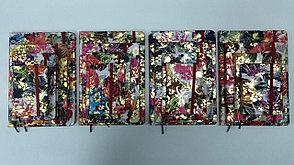 Блокнот лакированный комплект размер А5,В5,А6,А7
