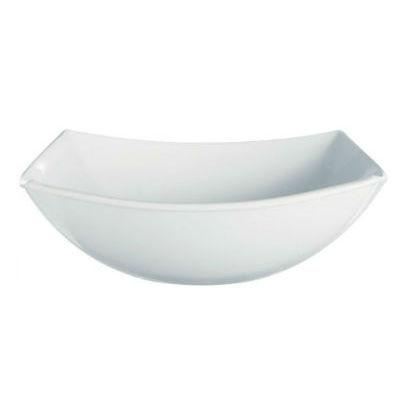 Салатник Luminarc Quadrato белый 24см C9860