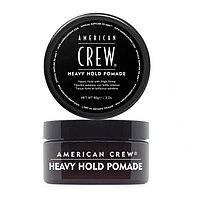 Помада для укладки волос сильной фиксации и высоким уровнем блеска American Crew Heavy Hold Pomade 85 гр.