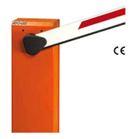 Шлагбаум гидравлический FAAC 620 c длиной стрелы до 4815 м