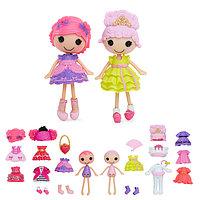 Игровой набор Mini Lalaloopsy с двумя куклами и аксессуарами, в асс-те, фото 1