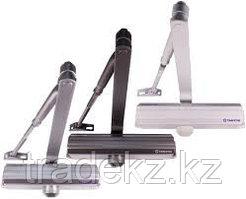 Доводчик дверной Prima 523 на 40-65 кг, усилие 2-3, белый