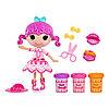 Игрушка кукла Lalaloopsy c волосами из теста