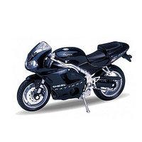 Игрушка модель мотоцикла 1:18 Triumph Daytona 955I, фото 1