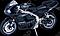 Игрушка модель мотоцикла 1:18 Triumph Daytona 955I, фото 3