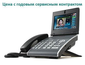 Видеотелефон Polycom VVX 1500