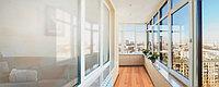Остекление балконов, фото 1