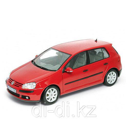Игрушка модель машины 1:18 VW GOLF V