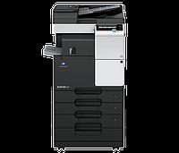 Konica Minolta bizhub 227 монохромное МФУ 3 в 1 (копир-принтер-сканер) формат А6 - A3