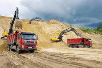 Песок в Астане