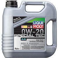Моторное масло LIQUI MOLY SPECIAL AA 0W20 4L (с заменой)