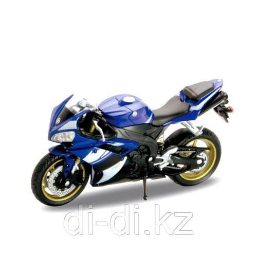 Игрушка модель мотоцикла 1:18 Yamaha YZF-R1