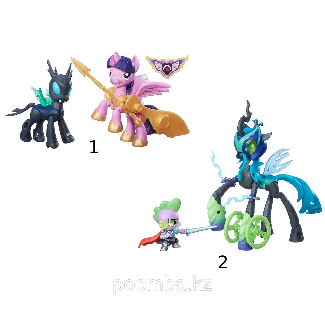 """Игровой набор My Little Pony """"Хранители Гармонии"""""""