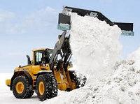 Вывоз снега в Астане