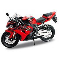 Игрушка модель мотоцикла 1:18 Honda CBR1000RR, фото 1
