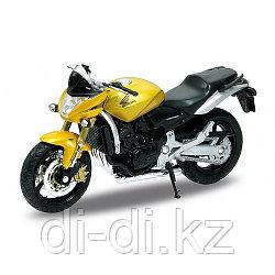 Игрушка модель мотоцикла 1:18 Honda Hornet