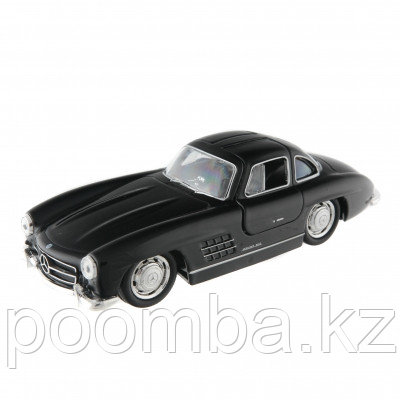 Машина Mercedes-Benz 300SL, 1:34-39