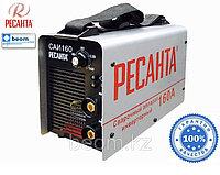Инверторный сварочный аппарат Ресанта САИ 160 гарантия, доставка, купить в Алматы