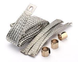Комплекты заземления для кабелей с медным ленточным экраном КМЛЭ-3 ™КВТ