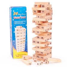 Игра «Дженга - Падающая башня»