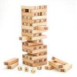 Игра «Дженга - Падающая башня», фото 2