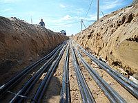 Прокладка силового кабеля, фото 1