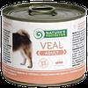Влажный корм для собак всех пород Nature's Protection Adult Veal с телятиной