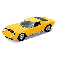 Игрушка модель машины 1:18 Lamborghini Miura, фото 1