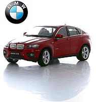 Игрушка модель машины 1:18 BMW X6, фото 1