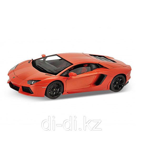 Игрушка модель машины 1:18 Lamborghini Aventador