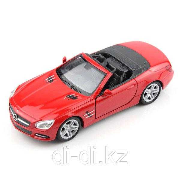 Игрушка модель машины 1:18 Mercedes-Benz SL500