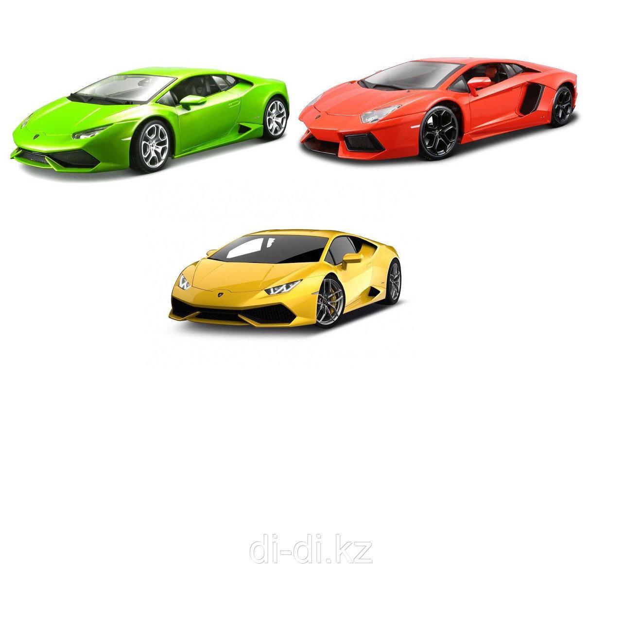 Игрушка модель машины 1:18 Lamborghini Huracan