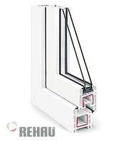 Пластиковые окна Rehau Euro-60