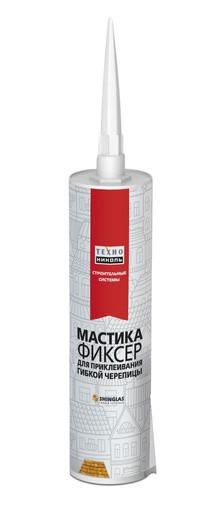 Мастика 310 мл для гибкой черепицы  №23 Фиксер ТехноНИКОЛЬ