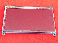 7' HDMI сенсорный LCD дисплей на Raspberry Pi3