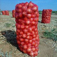 Сетка овощная 50*80 с завязками 30 грамм в Астане
