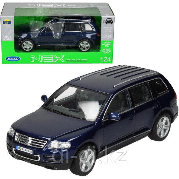 Игрушка модель машины 1:24 VW TOUAREG