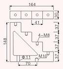 Изолятор шинный СТ4-40, фото 2