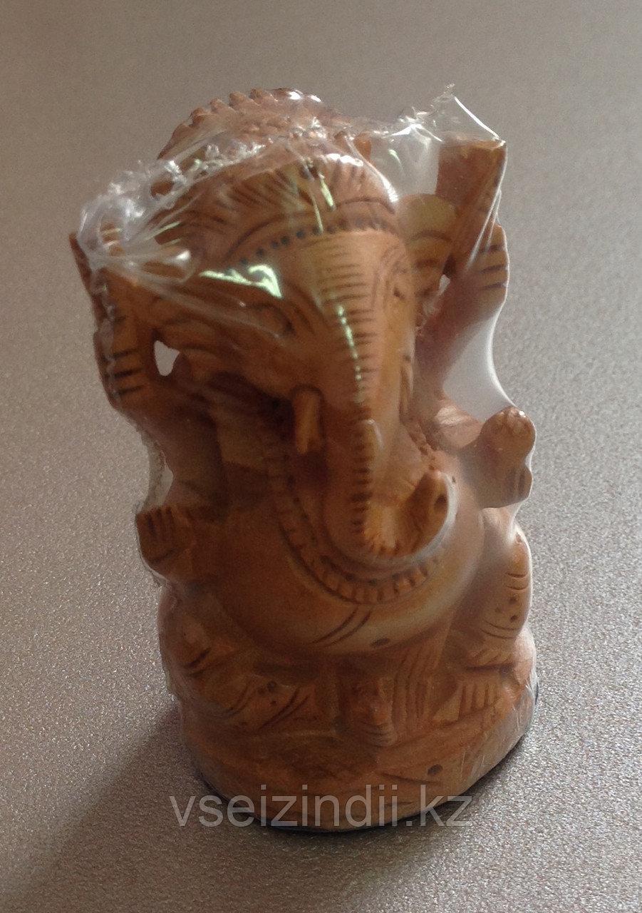 Статуэтка деревянная, Ганеша