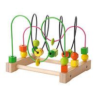 Игра лабиринт МУЛА разноцветный ИКЕА, IKEA