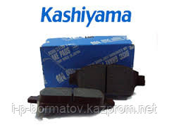 D2183M Колодки тормозные KASHIYAMA