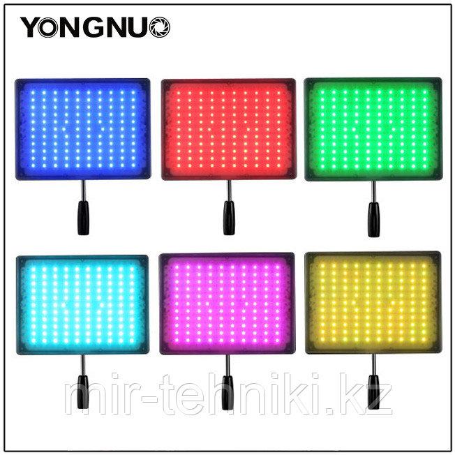 Свет Yongnuo YN 600 RGB