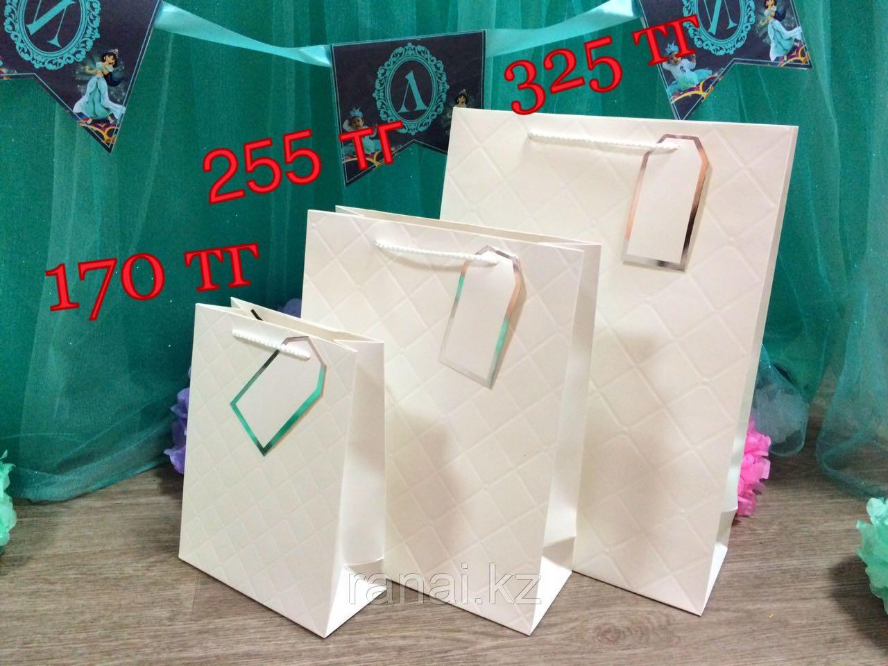 Подарочные пакеты, упаковки купить по низкой цене