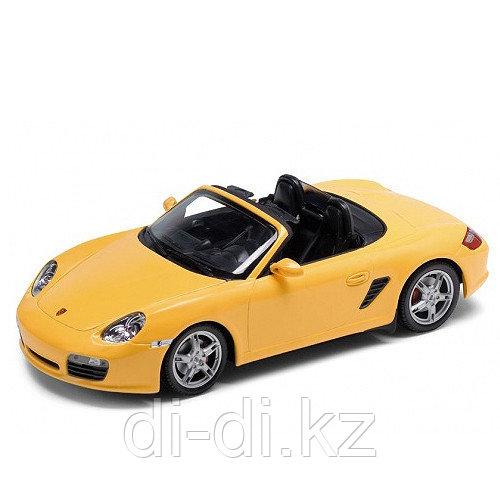 Игрушка модель машины 1:24 Porsche Boxster S, convertible.